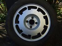 Pirelli P-slot Alloy Wheel for MK1 Golf GTI