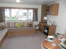 Fantastic Pre-Owned Holiday Home On North East Coast, 2018 Site Fees Included