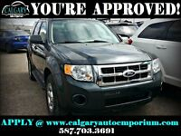 2008 Ford Escape XLS $99 DOWN EVERYONE APPROVED