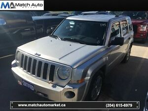 *Safetied* 2008 Jeep Patriot Sport *4WD* *AC* *Clean Title*