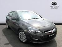 2013 VAUXHALL ASTRA HATCHBACK SPECIAL E