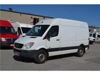2010 Mercedes-Benz Sprinter Sprinter 2500 High Roof NO ACCIDENTS