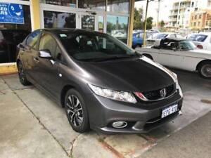 2014 Honda Civic MY14 VTi-L Sedan Beaconsfield Fremantle Area Preview
