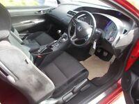 HONDA CIVIC 1.4 I-VTEC TYPE S 3d 98 BHP (red) 2011