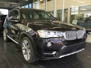2016 BMW X3 xDrive28i AWD, NAVI, HEATED LEATHER 4.5 STAR GOOGL