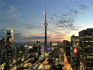 Fully Furnished 1 Bedroom Condo at Yonge/Front