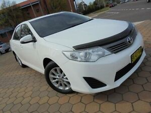 2013 Toyota Camry ASV50R Altise White 6 Speed Automatic Sedan Belconnen Belconnen Area Preview