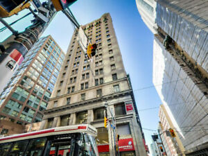 Executive suite for rent in the heart of downtown Toronto