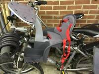 Weeride childs bike seat front
