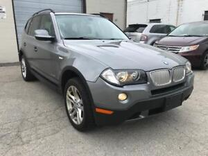 2010 BMW X3 30i AWD PANORAMIC ROOF/ NO ACCIDENT