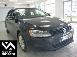 2012 Volkswagen Jetta Sedan Comfortline **CLIMATISATION**
