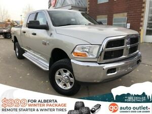2010 Dodge Ram 3500 SLT 4x4 Mega Cab Long Box