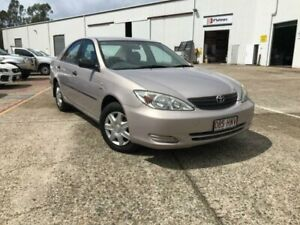 2003 Toyota Camry ACV36R Altise Gold Automatic Sedan