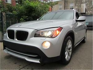 2012 BMW X1 28I 4X4 / FINANCEMENT MAISON $72 SEMAINE BMW X3