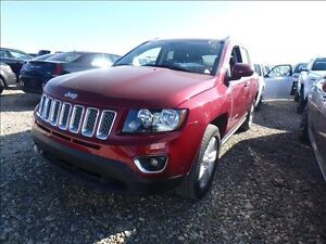 2016 Jeep Compass High Alt 4x4 *Lthr