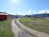Cozy 2Bdrm Rancher W/30X50 2st Shop On 3.85 Acres, Agate Bay Rd!
