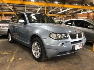 2005 BMW X3 E83 MY06 Blue Sports Automatic Wagon Hamilton North Newcastle Area Preview