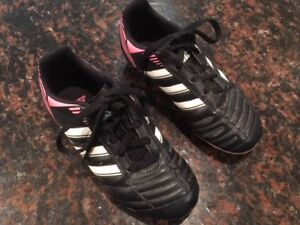 Adidas Soccer Cleats (Size 1) for 7-8 Yr. Old Girl
