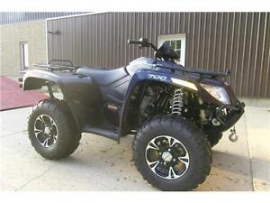 2014 ARCTIC CAT XT 700 4X4