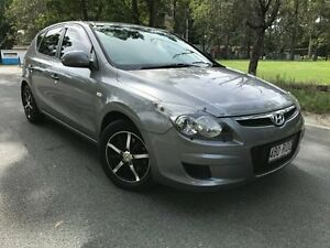 2011 Hyundai i30 FD MY11 SX 5 Speed Manual Hatchback Herston Brisbane North East Preview