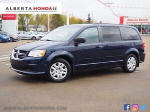 2015 Dodge Grand Caravan SE V6 Low Kms Clean Carproof Singe Owne