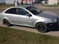 FOR PARTS OR?? 2004 CHEV OPTRA $1700