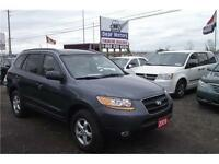 2009 Hyundai Santa Fe GL*CERTIFIED AND 3 YEAR WARRANTY INCLUDED