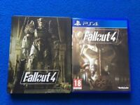 PS4 - Fallout 4 (with collectors case)
