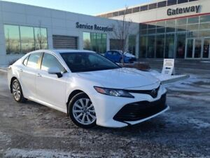 2018 Toyota Camry LE Keyless Entry, Heated Seats, Bluetooth, Tou