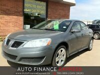 2009 Pontiac G6 - CHEAP @ $63/BIWEEKLY WITH EXPRESS FINANCING!!