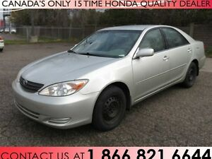 2003 Toyota Camry LE 4DR SEDAN | LOW PRICE !!