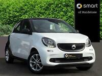 smart forfour PASSION (white) 2017-01-26