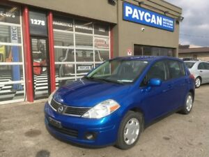 2009 Nissan Versa 1.8 S | CHECK OUT OR NEW SITE PAYCANMOTORS.CA