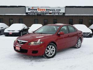2007 Mazda MAZDA6 GS