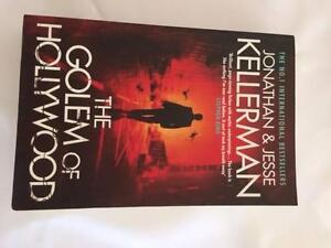 The Golem of Hollywood - Jonthan & Jesse Kellerman Everton Park Brisbane North West Preview