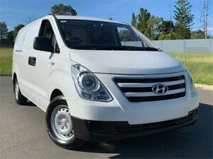 2018 Hyundai iLOAD TQ3-V Series II MY18 Creamy White 5 Speed Automatic Van Blacktown Blacktown Area Preview