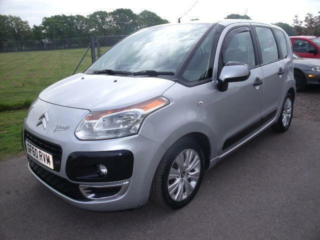 CITROEN C3 PICASSO AIRDREAM PLUS HDI , Silver, Manual, Diesel, 2010