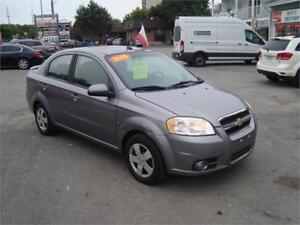 2009 Chevrolet Aveo LT ***Sunroof***