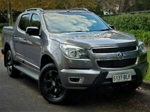 2016 Holden Colorado RG MY16 Z71 Crew Cab Grey 6 Speed Sports Automatic Utility Prospect Prospect Area Preview