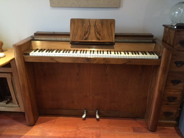 eavestaff art deco mini piano circa 1930 in east kilbride glasgow gumtree. Black Bedroom Furniture Sets. Home Design Ideas