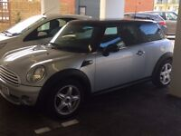 EXCELLENT CONDITION 58REG SILVER MINI COOPER MANUAL WITH FULL SERVICE HISTORY £4500 ONO