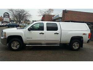 2010 Chevrolet Silverado 2500HD LT CREW CAB 4X4 HARD TO FIND!!