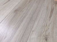 Trend Oak Grey 6mm Laminate Flooring £4.95m2 Landlord Special