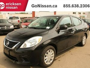 2014 Nissan Versa Great on gas with low kms, Power windows