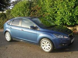 Ford Focus 1.6 ( 100ps ) 2009.5MY Zetec ONLY 46000 Mls FSH 2 Keys MOT 2017 5 Dr