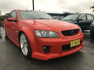 2006 Holden Commodore VE Ignition Manual Sedan Sandgate Newcastle Area Preview