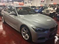 2012 (62) BMW 3 SERIES 2.0 320D M SPORT 4DR Manual