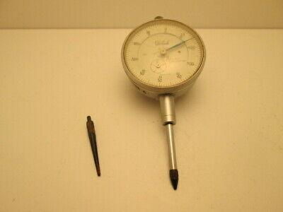 Vintage Teclock Dial Indicator A1-921 0-1 .001 Japan Free Shipping
