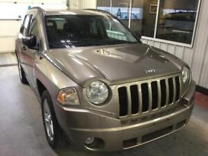 """2008 Jeep Compass Sport """"FRONT WINTER TIRES INSTALLED"""""""