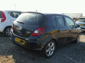 2012 Corsa limited edition breaking for spares